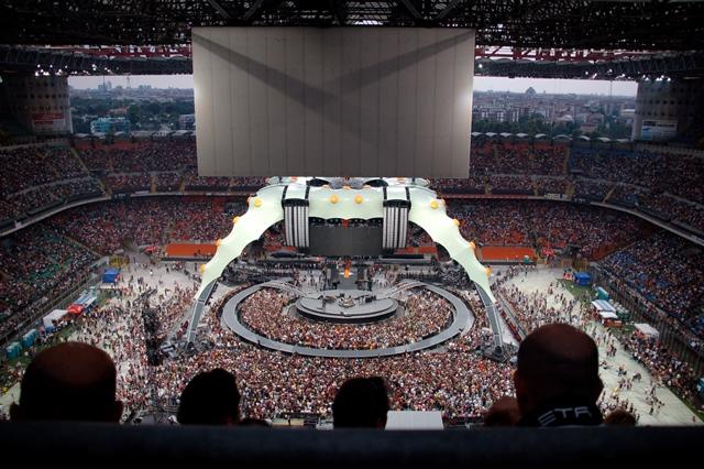 Concerto U2 Stadio San Siro