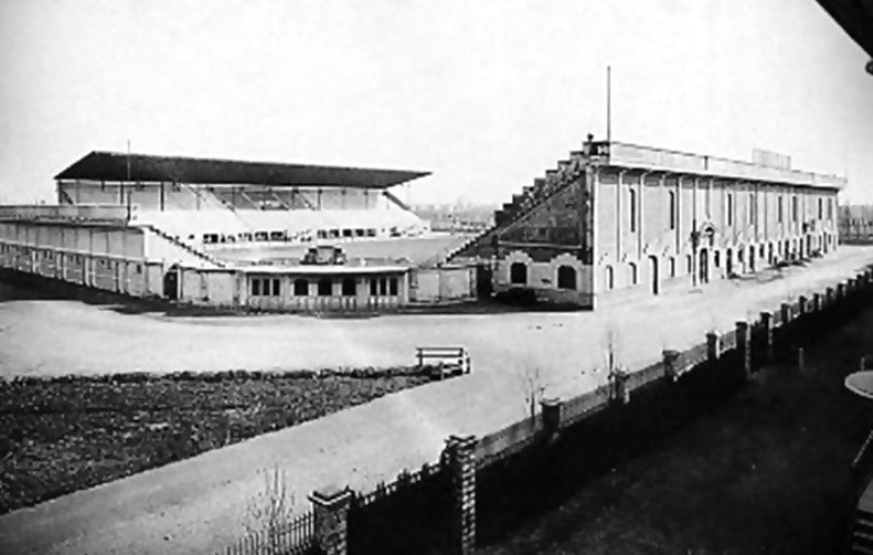 Stadio San Siro anni 20