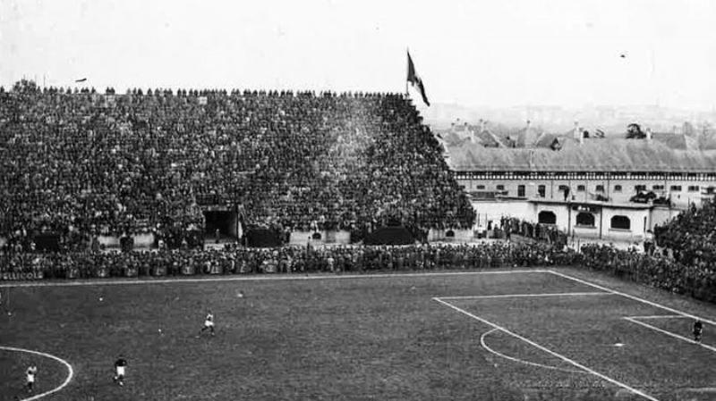Stadio San Siro inaugurazione