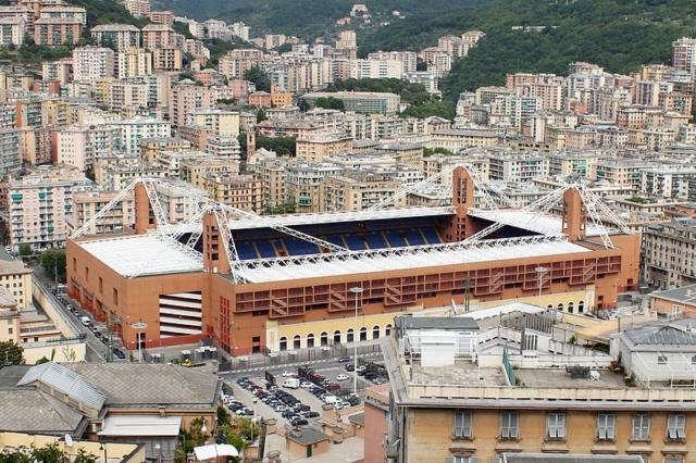 Lo Stadio Ferraris al giorno d'oggi