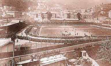L'inaugurazione dello Stadio Ferraris