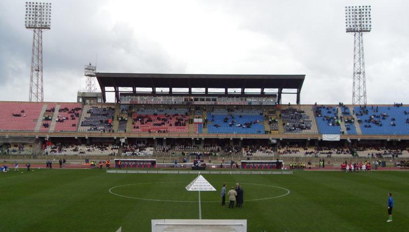 Stadio di Cagliari Sant'Elia