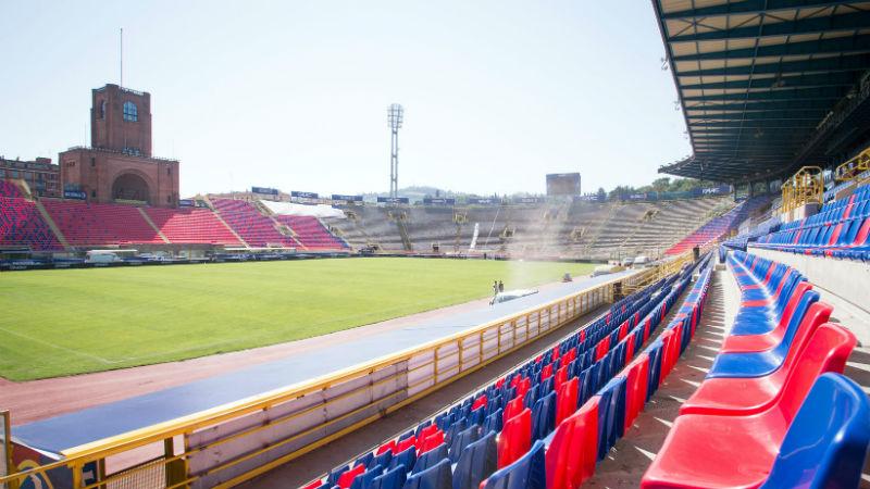 Znalezione obrazy dla zapytania Stadio Renato Dall'Ara