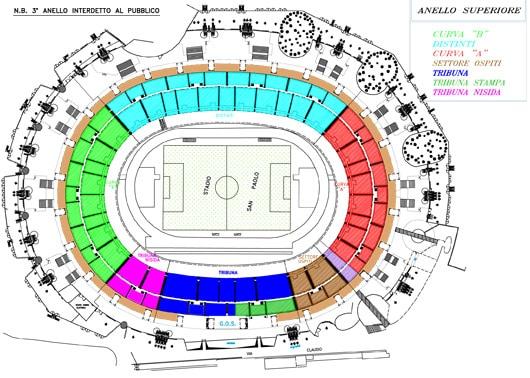 mappa-stadio-san-paolo-di-napoli